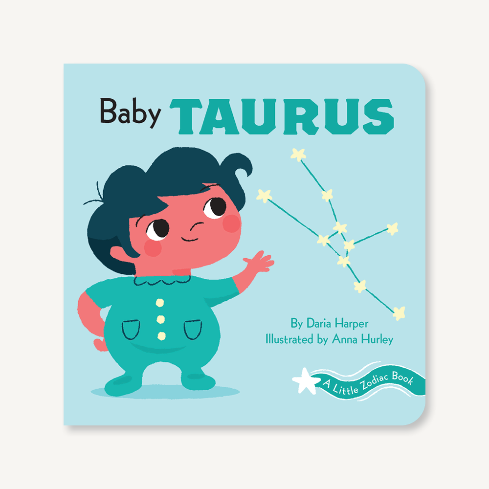 A Little Zodiac Book: Baby Taurus