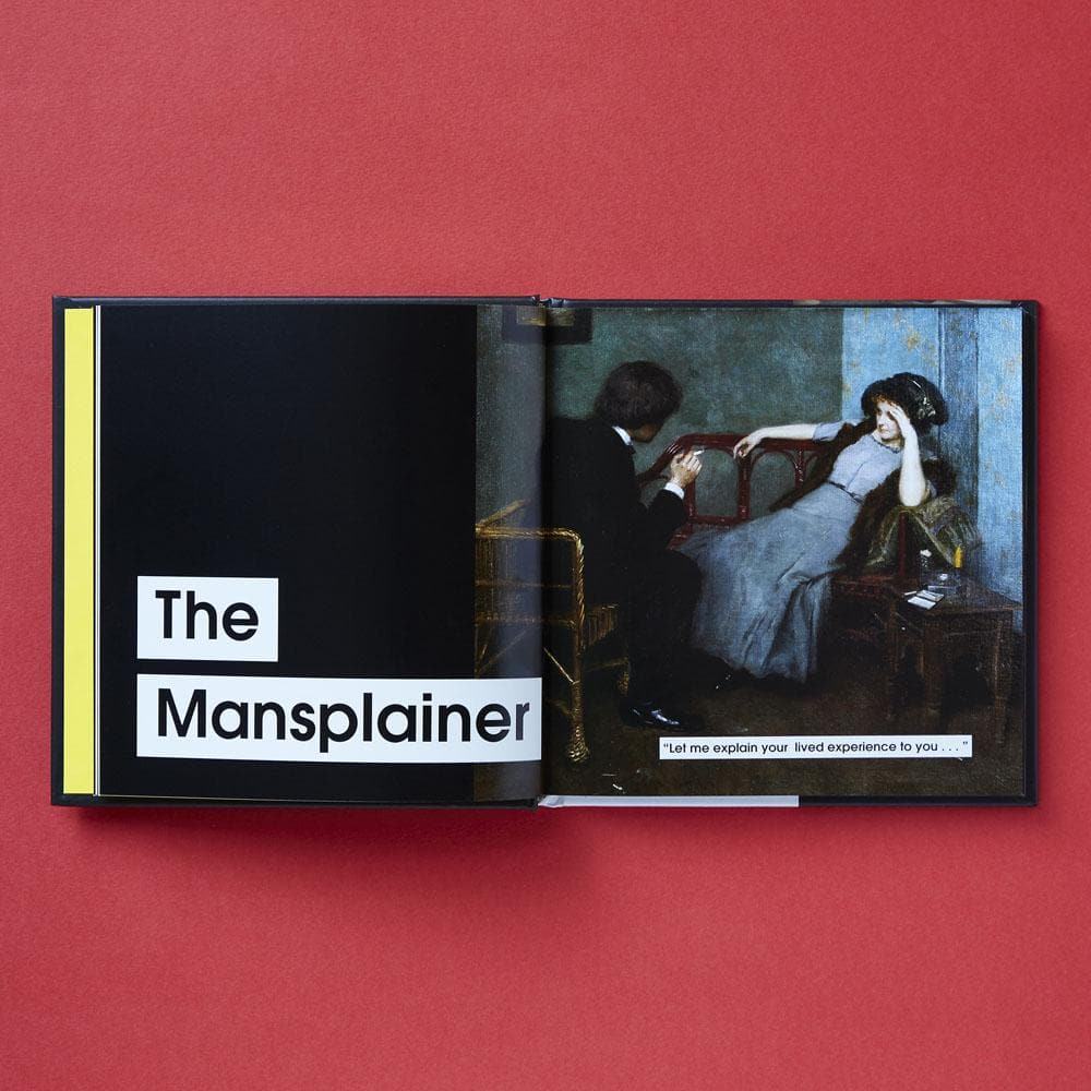 Men to Avoid in Art and Life: The Mansplainer