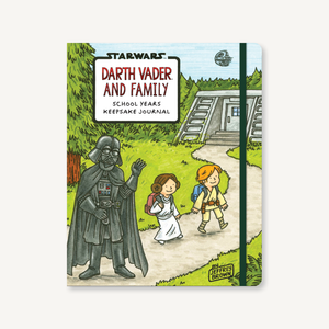 Star Wars: Darth Vader and Family School Years Keepsake Journal