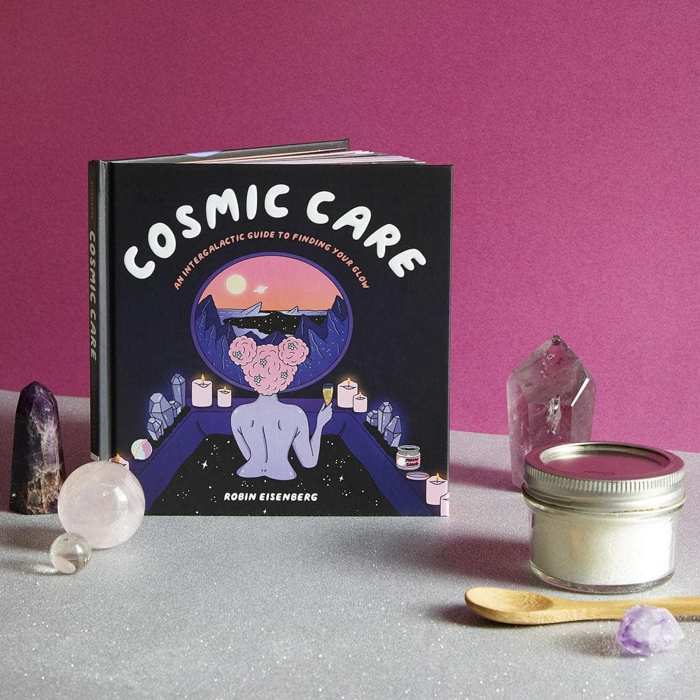 Cosmic Care with crystals and salts