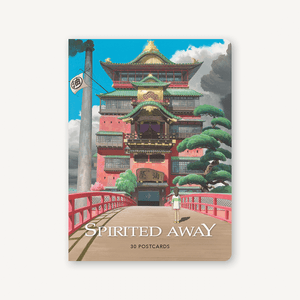 Spirited Away: 30 Postcards