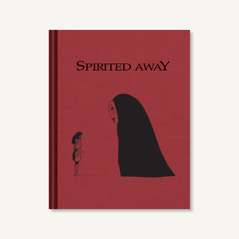 Spirited Away Sketchbook