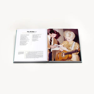 Dolly Parton, Songteller: My Life in Lyrics interior