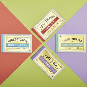 Lucky Tickets for New Parents