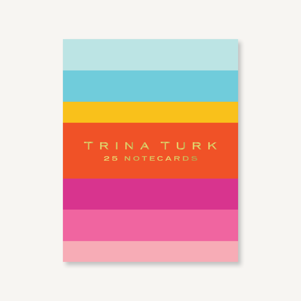 Trina Turk Notecards