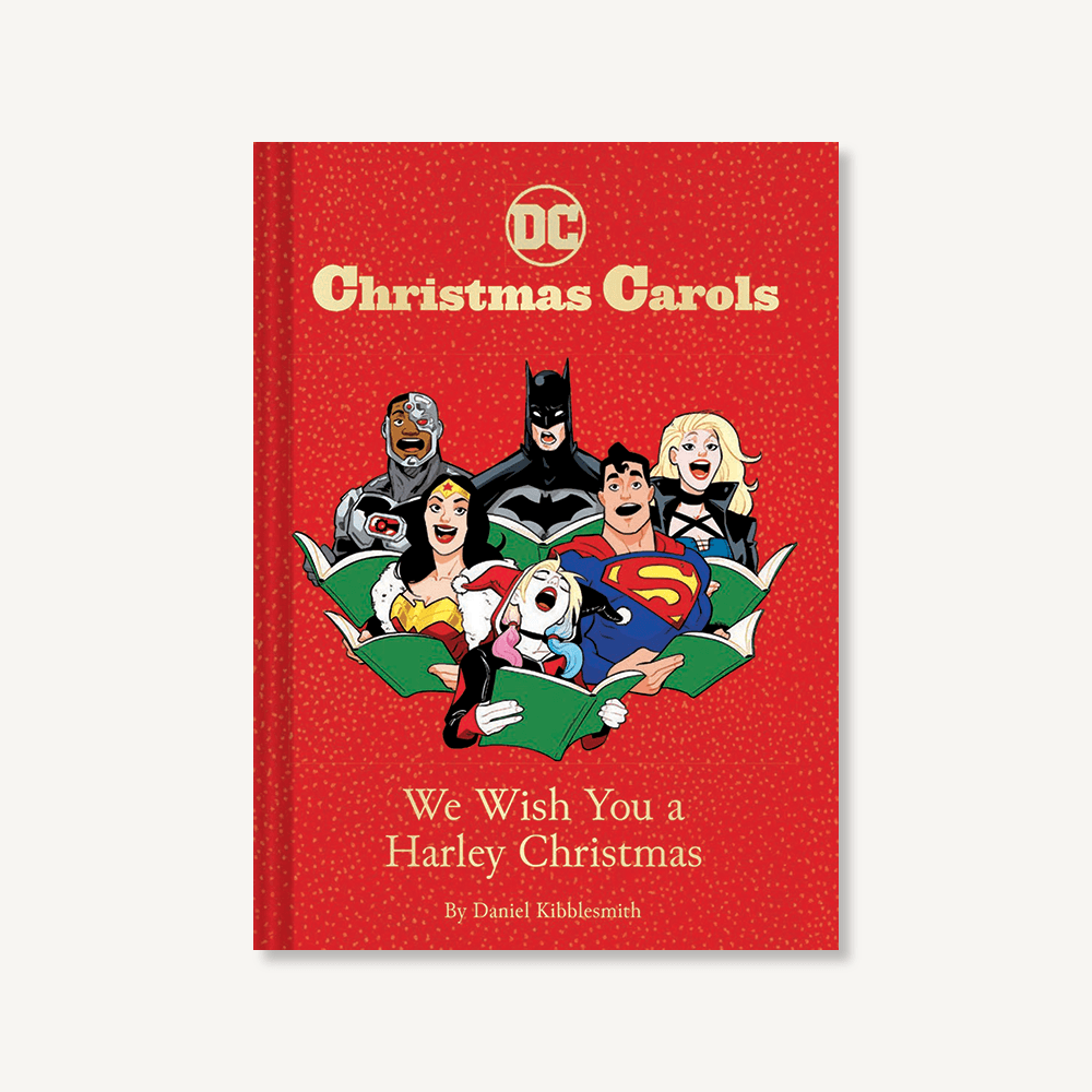 DC Christmas Carols: We Wish You a Harley Christmas