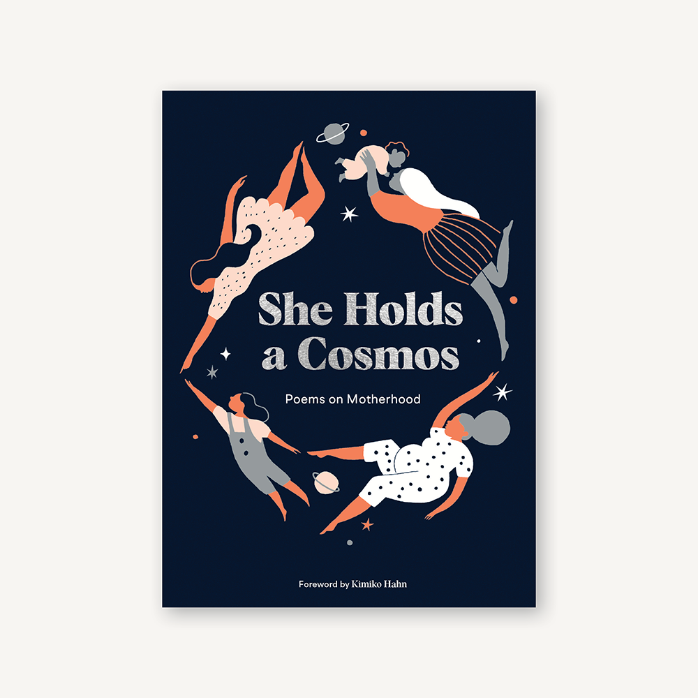 She Holds a Cosmos