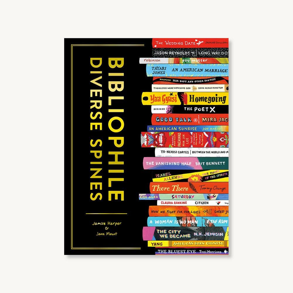 Bibliophile: Diverse Spines