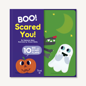 Boo! Scared You!