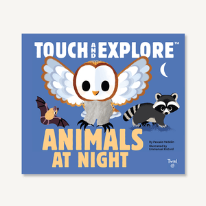 Touch and Explore: Animals at Night