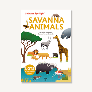 Ultimate Spotlight™: Savanna Animals