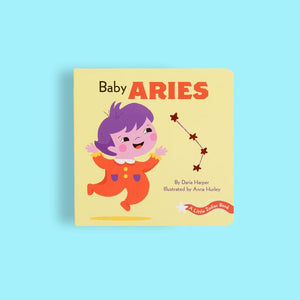 A Little Zodiac Book: Baby Aries
