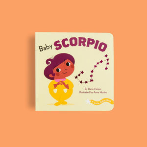 A Little Zodiac Book: Baby Scorpio