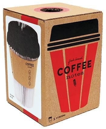 Coffee Notes package