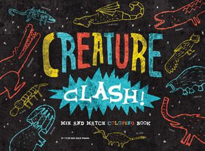 Creature Clash! Mix and Match Color