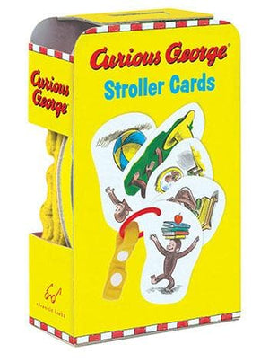 Curious George® Stroller Cards