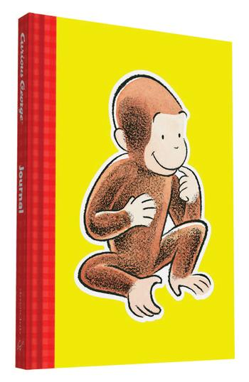 Curious George® Journal