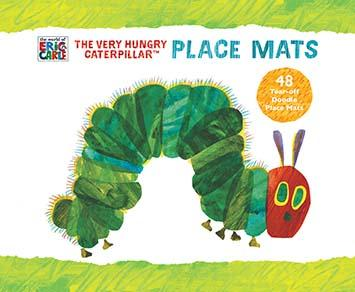 The World of Eric Carle The Very Hungry Caterpillar Place Mats