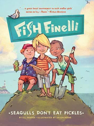 Fish Finelli (Book 1)