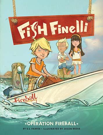 Fish Finelli: Operation Fireball