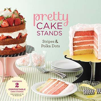 Pretty Cake Stands - Chronicle Books