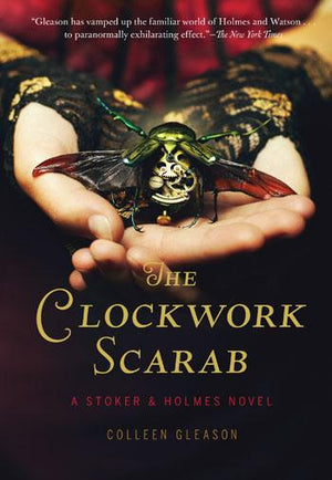 The Clockwork Scarab