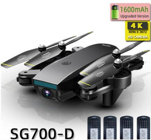 SG700D quadcopter Drones with Camera HD Mini Drone RC Helicopter 4K