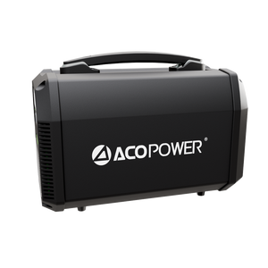 ACOPOWER 462Wh/500W Portable Solar Generator (New Arrival 2020)