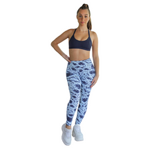 Load image into Gallery viewer, Satya Sports Bra - Navy