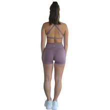 Load image into Gallery viewer, Satya Sports Bra - Plum