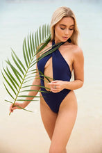 Load image into Gallery viewer, Pitanga One Piece - Navy