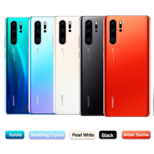 Original New Official Huawei P30 Pro Mobile phone Kirin 980 2.6GHz Android 9.1 6.47'' OLED 2340X1080P IP68 NFC 4 Cameras 40MP - Starttech Online Market