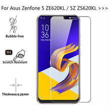Load image into Gallery viewer, 2PCS Tempered Glass Asus Zenfone 5Z / Zenfone 5 ZE620KL Screen Protector Explosion-proof Film For ASUS Zenfone 5Z ZS620KL Glass - Starttech Online Market