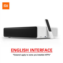 Load image into Gallery viewer, Xiaomi Mijia Laser Projector TV Global Version 4K Full HD 150 Inch Bluetooth 4.0 Wifi 2.4/5GHz DOLBY DTS 3D Home Movie Theater - Starttech Online Market