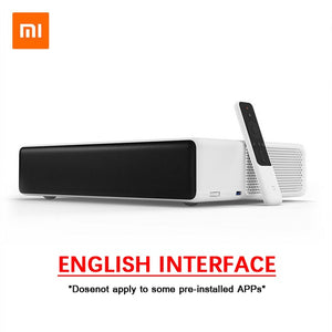 Xiaomi Mijia Laser Projector TV Global Version 4K Full HD 150 Inch Bluetooth 4.0 Wifi 2.4/5GHz DOLBY DTS 3D Home Movie Theater - Starttech Online Market