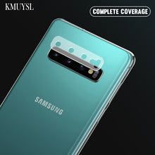 Load image into Gallery viewer, 9D Full Cover Film on For Samsung Galaxy S10 S10E S10 Plus Screen Protector Hydrogel Front Film + Back Film + Camera Lens Glass - Starttech Online Market