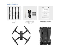 Load image into Gallery viewer, OTPRO F11 Z5 5.8G GPS Drone 1KM FPV 25 Minutes With 2-axis Gimbal 1080P Camera RC Quadcopter RTF VS Xiaomi FIMI A3 - Starttech Online Market