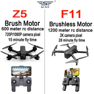 OTPRO F11 Z5 5.8G GPS Drone 1KM FPV 25 Minutes With 2-axis Gimbal 1080P Camera RC Quadcopter RTF VS Xiaomi FIMI A3 - Starttech Online Market