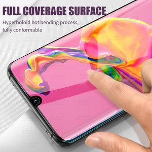 2-in-1 Camera Lens Protector for Huawei P30 Pro Tempered Glass Screen Protector for Huawei P 30 Pro Lite Light P30Pro P30Lite - Starttech Online Market