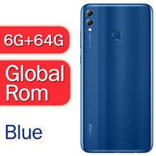 "Load image into Gallery viewer, Original Honor 8X Max 6G 64G Global Rom 5000mAh 7.12 ""FHD Display Snapdragon 636/660 Android 8.1  OTG Smartphone - Starttech Online Market"