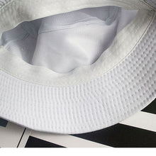 Load image into Gallery viewer, Harajuku Fisherman Hat Woman Spring Summer Sunshade Hat Man Candy Color Flat Top Bucket Hats Head Outdoor Bucket Caps Cotton New - Starttech Online Market