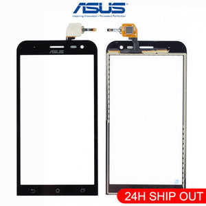 New For ASUS ZenFone 2 Laser ZenFone2 ZE500KL / ME500KL / Z00ED Touch Screen Lens Glass Outer Front Panel For ASUS ZE 500KL - Starttech Online Market