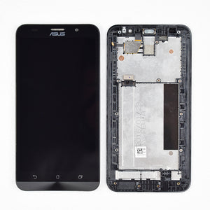 "ORIGINAL 5.5"" For ASUS Zenfone 2 ZE551ML LCD Display Touch Screen Digitizer With Frame Zenfone 2 ZE551ML LCD Replacement Z00AD - Starttech Online Market"