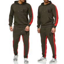 Load image into Gallery viewer, Newest Brand Tracksuit men Roger Federer perfect logo printed Hoodies+Pants Sets Fashion Men Sportswear Gyms Jogger Suits Sets - Starttech Online Market