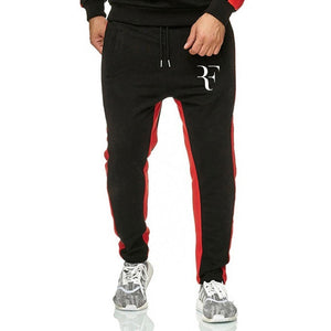 Newest Brand Tracksuit men Roger Federer perfect logo printed Hoodies+Pants Sets Fashion Men Sportswear Gyms Jogger Suits Sets - Starttech Online Market