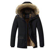 Load image into Gallery viewer, 2019 New Winter Jackets Parka Men Autumn Winter Warm Outwear Brand Slim Mens Coats Casual Windbreaker Quilted Jackets Men - Starttech Online Market