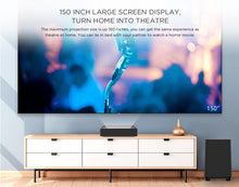 Load image into Gallery viewer, Original Xiaomi WEMAX ONE PRO Laser Projector 7000/5000 Lumens 150'' 1080P FHD 4K Android 6.0 BT4.0 2.4/5GHz WiFi Home Theater - Starttech Online Market