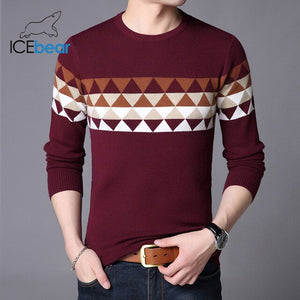 ICEbear 2019 Autumn New Male Sweater Casual Men's Pullover Brand Men's Clothing  1721 - Starttech Online Market