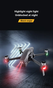 Brushless Drone GPS Follow Me 5G WIFI FPV Live video Optical Flow RC Quadcopter 1600M 30 Minutes Flight 4K Drone with Camera HD