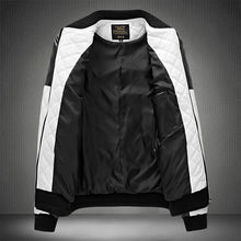 Load image into Gallery viewer, 2019 Mens Leather Jackets Casual High Quality Classic Motorcycle Bike Jacket Men Plus Velvet Thick Coats Winter chaqueta hombre - Starttech Online Market